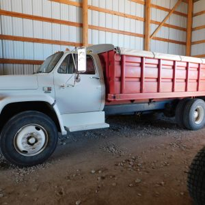 Lot 30: 1980 Chevy Truck, 2.5 Ton