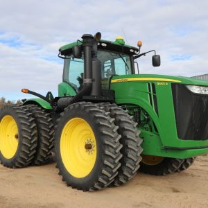 Lot 48: 2013 JD 9460R Tractor - GPS