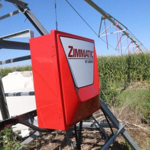 Parcel 6 view of new Zimmatic pivot
