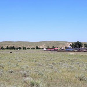 View of improvements - Ranch headquarters