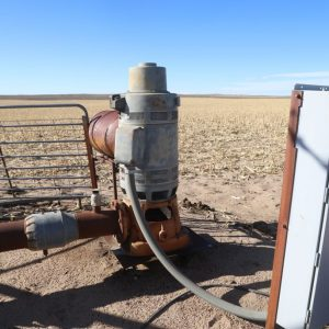 Parcel #1 - 100 hp irrigation well