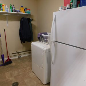 Parcel #9 - Utility room in 50' x 200' shop