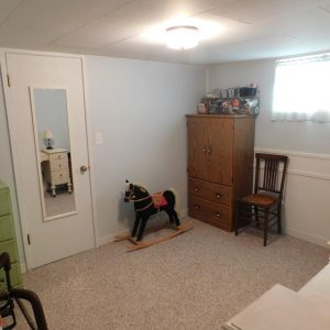 Parcel #9 - Sewing room in basement