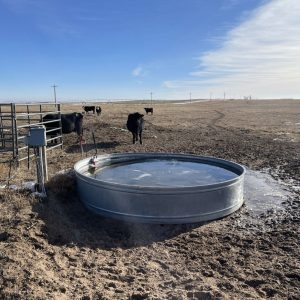 Parcel #4 - Sub Livestock well with tank