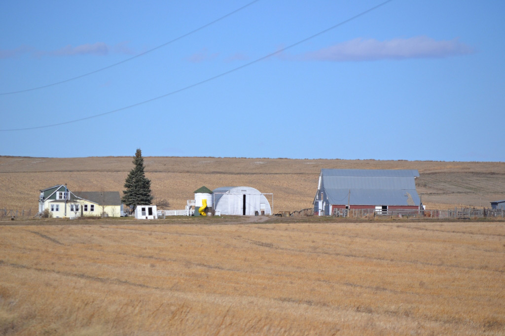 banner county, nebraska farmland for sale, improvements