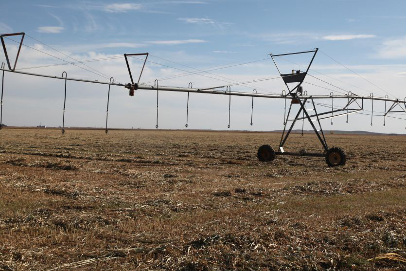 Nebraska Land Auctions, irrigated land