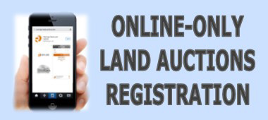 ONLINE ONLY REGISTRATION